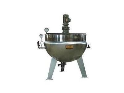 蒸汽加热双层锅