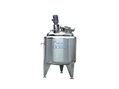 蒸汽加热搅拌罐
