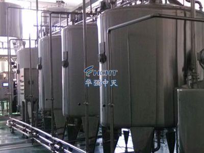 微生物酸素饮料生产线