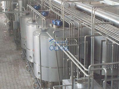 保健饮料生产线