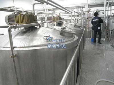 火龙果饮料生产线