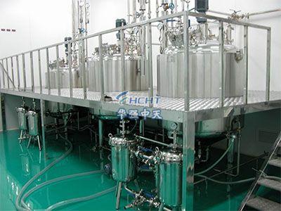 胶原蛋白精制提取生产线