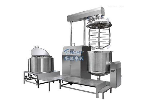 升降式乳化机