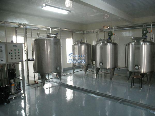 北京总参后勤基地奶厂项目